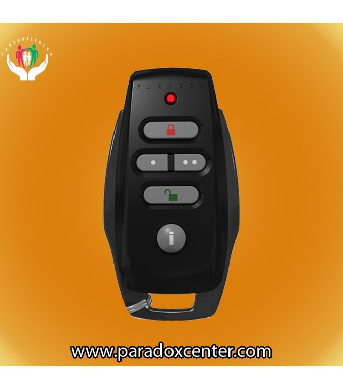 ریموت کنترل 5 دکمه پارادوکس با ارتباط دوطرفه مدل REM25