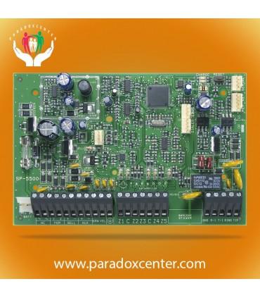 کنترل پنل پارادوکس SP5500